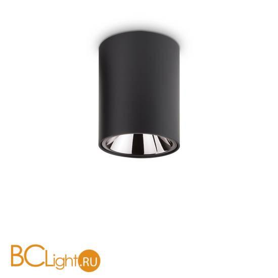 Потолочный светильник Ideal Lux NITRO 10W ROUND NERO