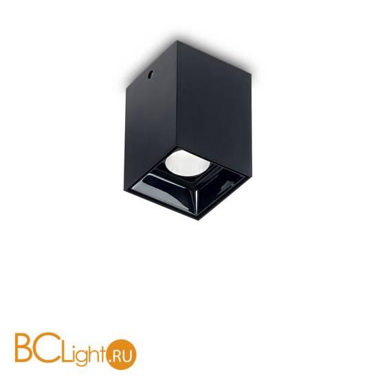Потолочный светильник Ideal Lux NITRO 10W SQUARE NERO
