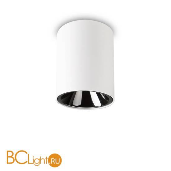 Потолочный светильник Ideal Lux NITRO 15W ROUND BIANCO