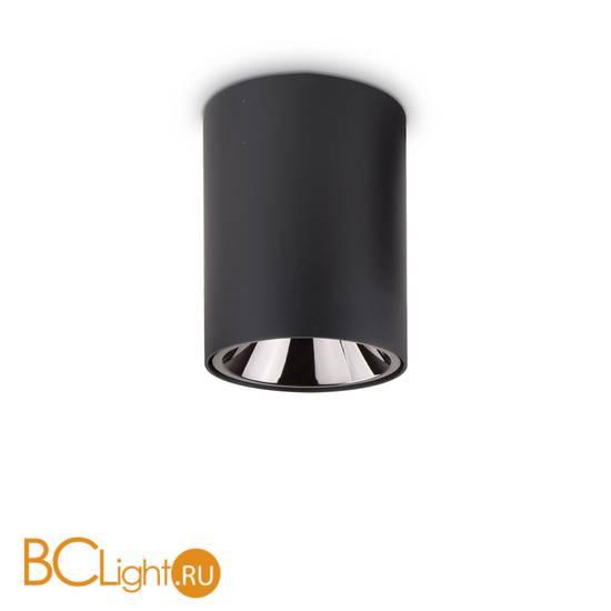Потолочный светильник Ideal Lux NITRO 15W ROUND NERO