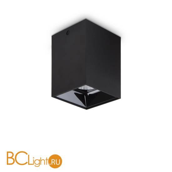 Потолочный светильник Ideal Lux NITRO 15W SQUARE NERO