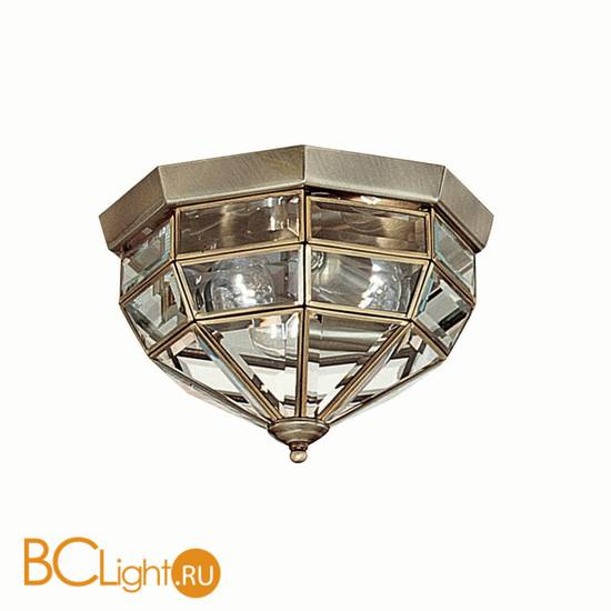 Потолочный светильник Ideal Lux NORMA PL3 BRUNITO 004426