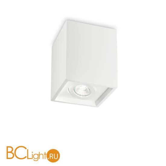 Спот (точечный светильник) Ideal Lux Oak PL1 Square Bianco 150468