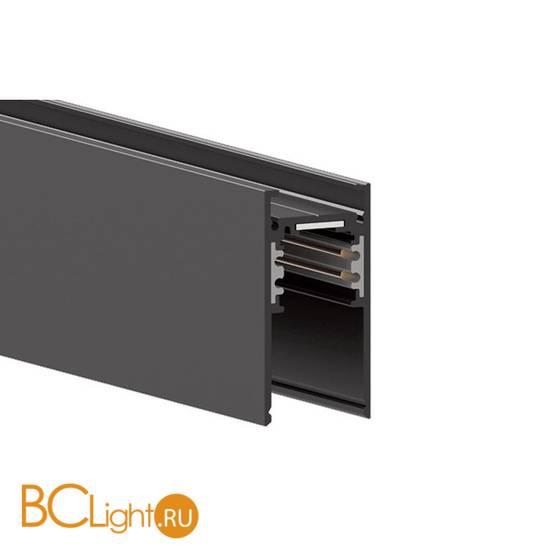 Трековый шинопровод Ideal Lux Oxy OXY PROFILE 2000 mm HIGH 223988 черный