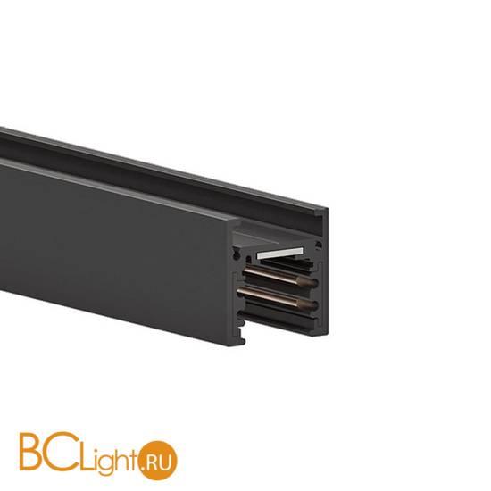Трековый шинопровод Ideal Lux Oxy OXY PROFILE 2000 mm LOW 224725 черный