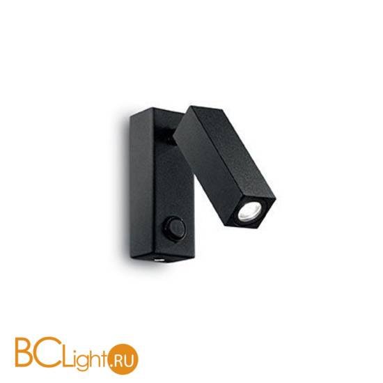 Бра Ideal Lux Page Ap1 Square Nero 142241