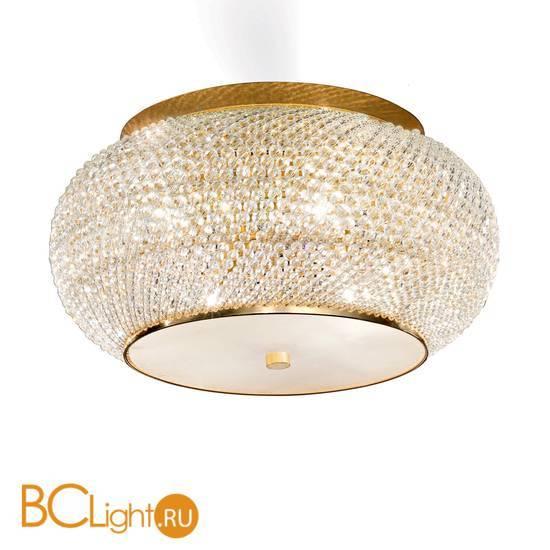 Потолочный светильник Ideal Lux Pasha' PL6 Oro 100807