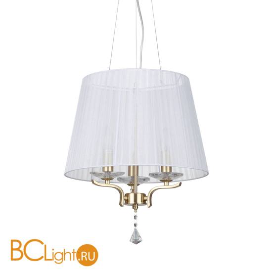 Подвесной светильник Ideal Lux PEGASO SP3 OTTONE SATINATO