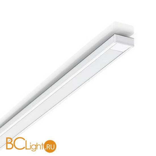 Профиль Ideal Lux Profilo Strip Led A Vista Alluminio 1м алюминий 124124