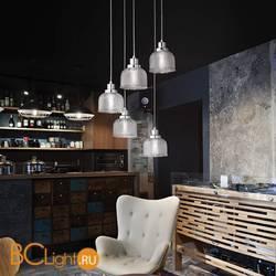 Подвесной светильник Ideal Lux Ruby SP5 Cromo 153100