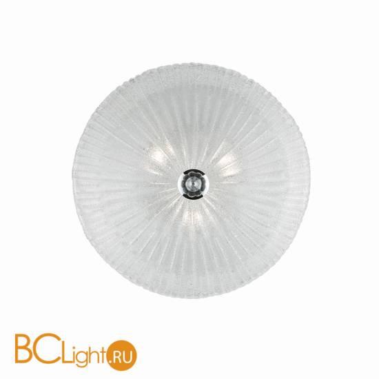 Потолочный светильник Ideal Lux SHELL PL3 TRASPARENTE 008608