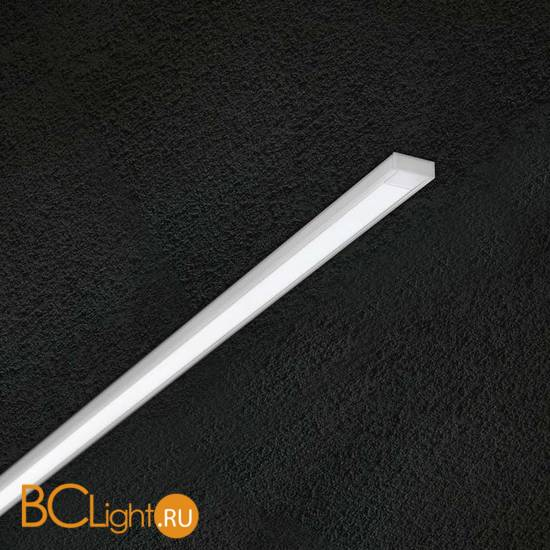 Профиль Ideal Lux SLOT SURFACE 11 x 3000 mm WHITE 3м белый 204598