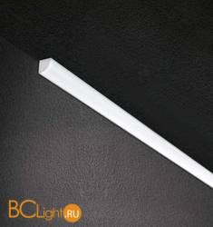 Профиль угловой Ideal Lux SLOT SURFACE ANGOLO 3000 mm WHITE 3м белый 204635