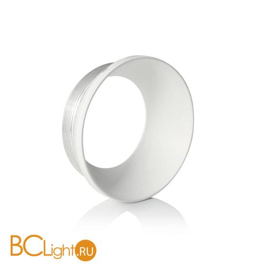 Плафон Ideal Lux Smile ANELLO FRONTALE BIANCO PER TRACKLIGHTS 15W 189505
