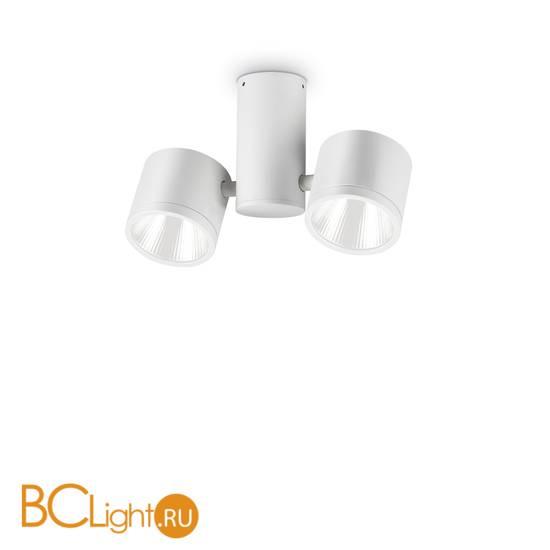 Спот (точечный светильник) Ideal Lux Sunglasses PL2 BIANCO 161853