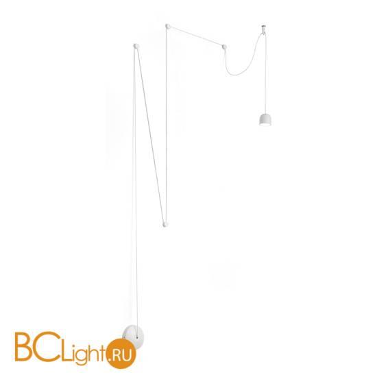 Подвесной светильник Ideal Lux TALL SP1 SMALL BIANCO
