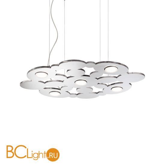 Подвесной светильник Ideal Lux TORONTO SP5 CROMO