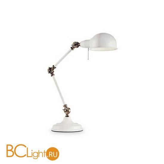 Настольная лампа Ideal Lux Truman Tl1 Bianco 145198