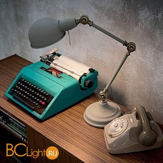 Настольная лампа Ideal Lux Truman Tl1 Grigio 145204