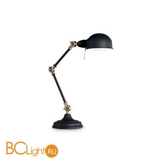 Настольная лампа Ideal Lux Truman Tl1 Nero 145211