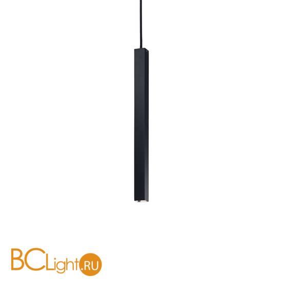 Подвесной светильник Ideal Lux ULTRATHIN D040 SQUARE NERO 194202