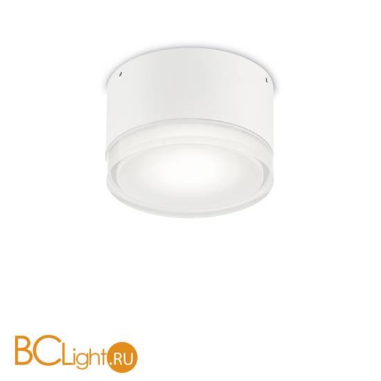 Уличный потолочный светильник Ideal Lux Urano PL1 SMALL BIANCO 168036