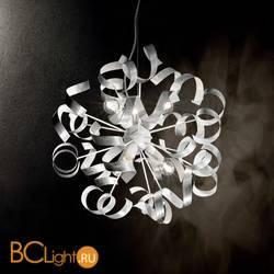 Потолочный светильник Ideal Lux Vortex PL5 Argento 101590