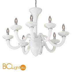 Люстра Ideal Lux WHITE LADY SP8 BIANCO 019390