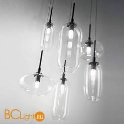 Подвесной светильник Ideal Lux Yoga SP6 Nero 173023