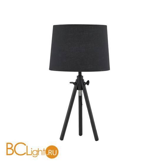 Настольная лампа Ideal Lux York TL1 Small Nero 121413