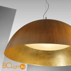 Подвесной светильник IDL Amalfi 478/35/E rusty gold