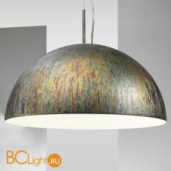 Подвесной светильник IDL Amalfi 478/72/C silver corten white