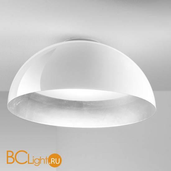 Потолочный светильник IDL Amalfi 482/35PF (478/35PF) white silver