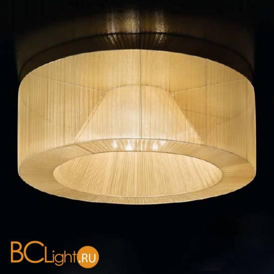 Потолочный светильник IDL Atena 9026/5PF ambra