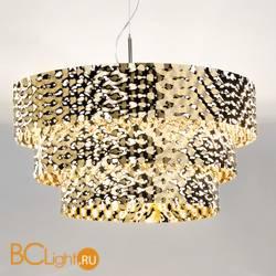 Подвесной светильник IDL Capitonne 486/10 gold