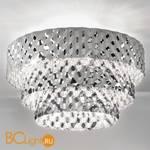 Потолочный светильник IDL Capitonne 486/8PF steel
