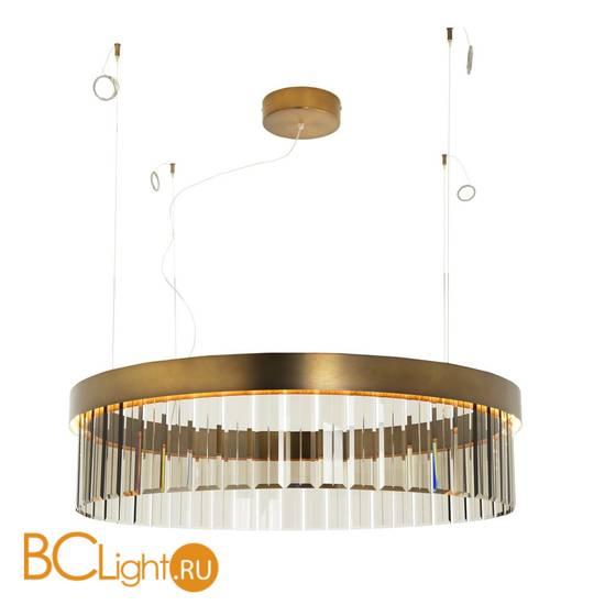 Подвесной светильник IDL Cesare 632/110 brushed bronze + bronze