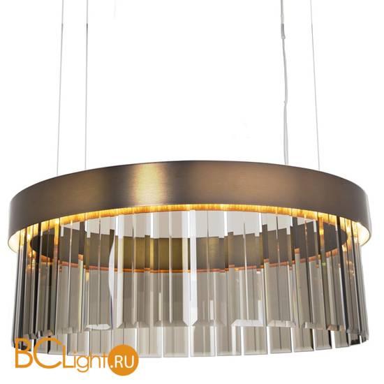 Подвесной светильник IDL Cesare 632/76 brushed bronze + bronze