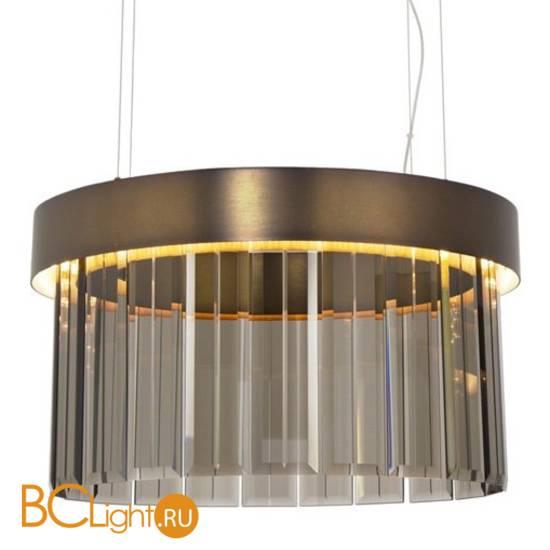 Подвесной светильник IDL Cesare 632/50 brushed bronze + bronze