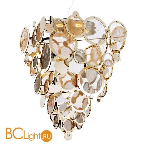Подвесной светильник IDL Charleston 566/5 light gold