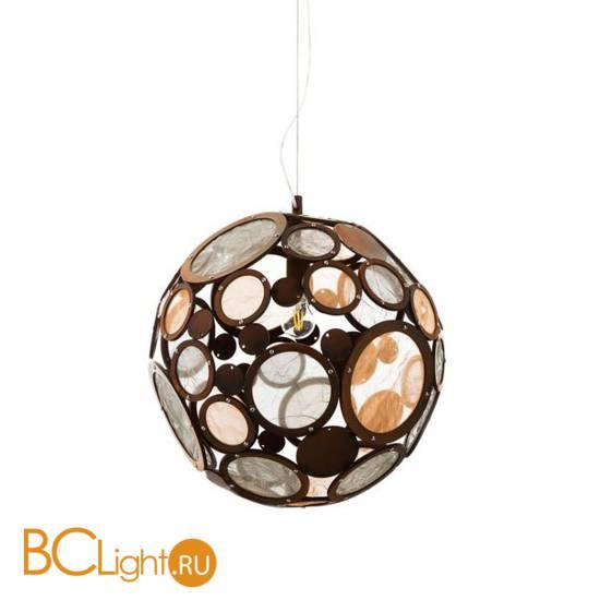 Подвесной светильник IDL Charleston 567/50/E rusty