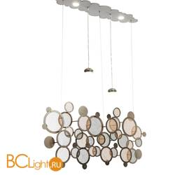 Подвесной светильник IDL Charleston 566/4SL aluminium