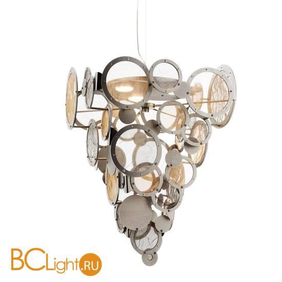 Подвесной светильник IDL Charleston 566/3 aluminium