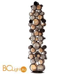 Напольный светильник IDL Charleston 566/4P black nickel