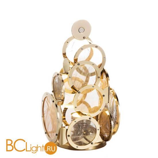 Настольная лампа IDL Charleston 566/1L light gold