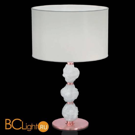 Настольная лампа IDL Charme 600/1LG coppery ivory white