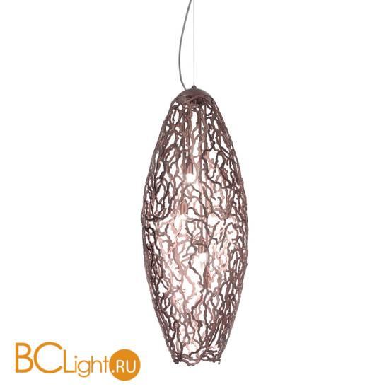 Подвесной светильник IDL Cocoon 586/4S matt antique coppery