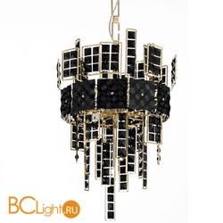 Подвесной светильник IDL Crystalline 493/6 black