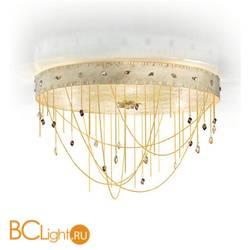 Потолочный светильник IDL Heritage 443/6PF shiny ivory