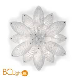 Настенно-потолочный светильник IDL Paradise 430/90PF Chrome Silver leaf